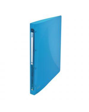 Raccoglitore HAWAI 24,7x30,8cm (4anelli da 15mm) in PP blu FAVORIT 100202320