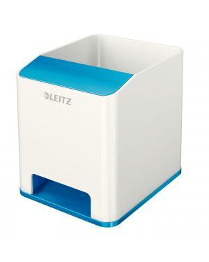 Portapenne con amplificatore wow blu leitz 53631036 4002432113682 53631036 by Leitz