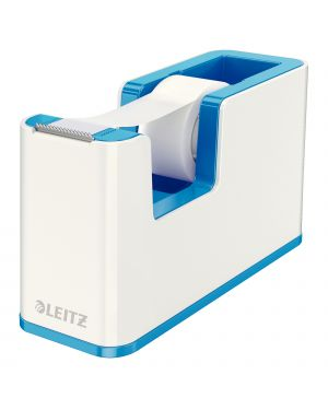 Wow dispenser dual color bianco blu Leitz 53641036 4002432113729 53641036 by Leitz