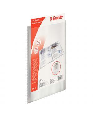 Portalistini 22x30-40 personalizzabile antiriflesso esselte 395474040 8004157574041 395474040 by Esselte