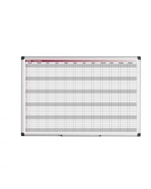 Planner magnetico annuale 90x60cm bi-office GA03268170 5603750070481 GA03268170 by Bi-office