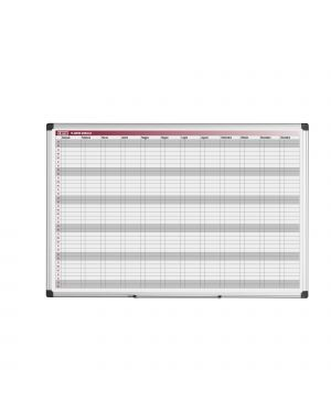 Planner magnetico annuale 90x60cm bi-office GA03268170 5603750070481 GA03268170 by Bi-office
