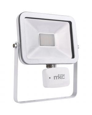 Lampada da esterno ip65 a led 20w 3200k con sensore movimento mkc 499047764  499047764