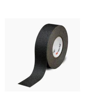 Rotolo adesivo antiscivolo nero 19mmx18,2mt 3m Safety-walk Cod. 7100032939 50048011192197 7100032939