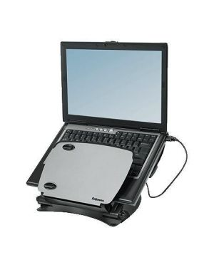 Supporto notebook professional series con hub usb e leggio - fellowes 8024602 43859611164 8024602 by Fellowes