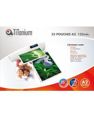 25 pouches 594x428mm (a2) 125my titanium PP 8025133097576 PP