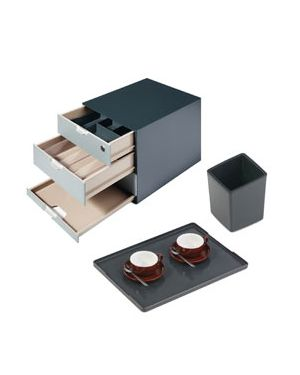 Bundle coffee point box + vassoio + mini cestino durable BundleDurable 81462 A BundleDurable by Durable