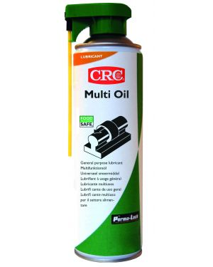 Multi oil lubrificante multiuso per macchinari 500ml cfg C6903 5412386062674 C6903 by No