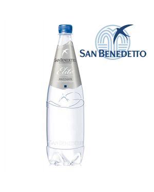 Acqua frizzante bottiglia pet 1lt san benedetto SBAC1 8001620006221 SBAC1