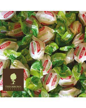 Caramelle mini gusto menta busta 500gr theobroma THSMN 8003305003860 THSMN
