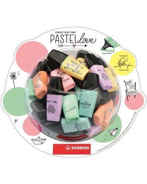 Espo 50stabilo boss mini pastellove Stabilo 07/50-07 4006381514590 07/50-07