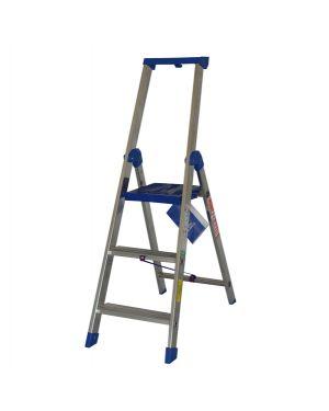 Scala alluminio professionale 3 gradini climb evolution 20872 8021227006288 20872