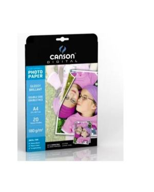 Ff performance glossy A4 210g Canson Cod. C200004324 3148950043245 C200004324