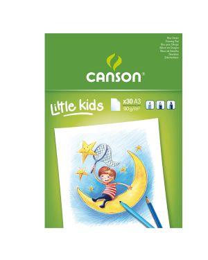 Album kids 5+ f.to a3 90gr 30fg canson CONFEZIONE DA 5 400015586