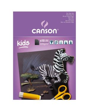 Album nero 5  a4 220g 10fg Canson 400015602 3148950015334 400015602 by Canson