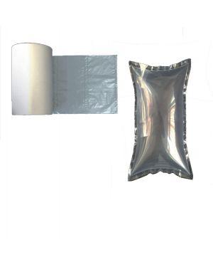 Film cuscino semplice (200x100mm) wiroll 300mt per macchina wi1000 titanium WiRoll 300mt Cus