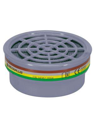 Kit 2 filtri a1b1e1k1 per semi-maschera m6400 M6000EABEK1 3295249204426 M6000EABEK1