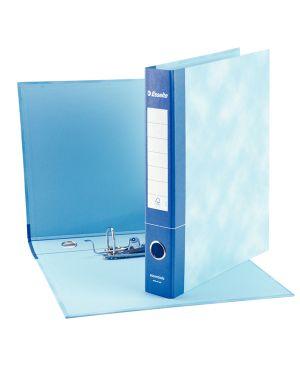 Registratore essentials g74 blu dorso 5cm f.to protocollo esselte 390774050 18004157774052 390774050