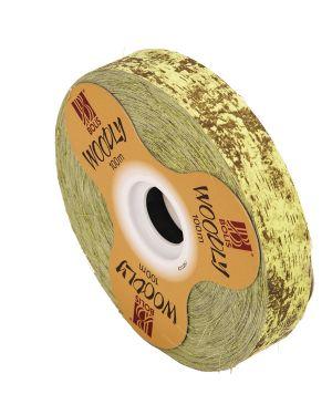Rotolo nastro woodly corteggia 24mmx100mt verde chiaro bolis 51282421023 8001565516687 51282421023 by Bolis