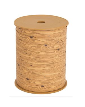Rotolo nastro Woodly Legno goffrato 10mmx200mt Bolis 51281022082