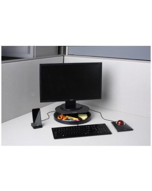 Supporto monitor spin2 con portacessori - nero - monitor max 18kg- kensington K52787WW 85896527879 K52787WW