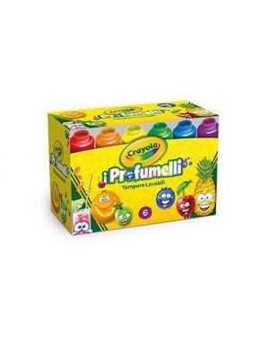 profumelli - tempere lavabili Crayola 54-2394 71662023942 54-2394