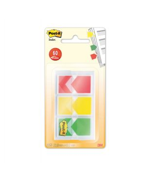 SET 60 POST-IT Index 682-ARR-RYG-EU FORMATO medium Freccia 33239