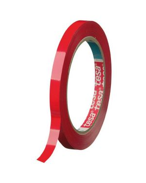 Nastro adesivo pvc 66mtx9mm rosso 4204 per sigillatura tesa 62204-00000-00 51408 A 62204-00000-00