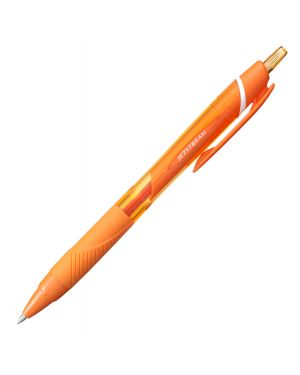 Roller a scatto jetstream color msxn150c 0,7mm arancione uni mitsubishi CONFEZIONE DA 10 M SXN150C AR