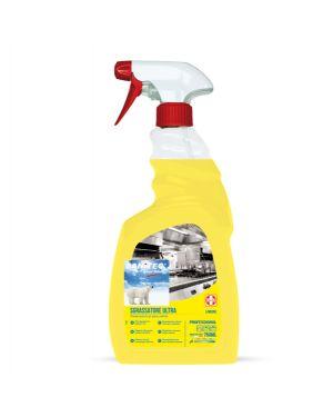 Sgrassatore ultra limone 750ml sanitec 1810-S 8032680392689 1810-S
