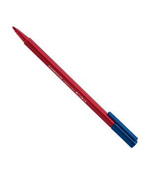 Triplus color pennarello punta 1,00mm carminio staedtler 323-29 4007817321676 323-29