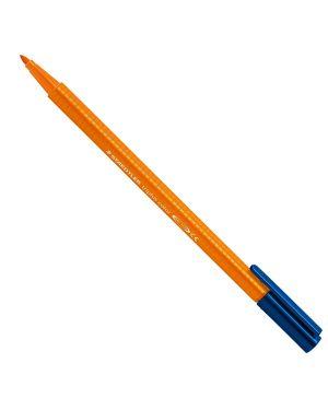 Triplus color pennarello punta 1,00mm arancione staedtler 323-4 4007817322024 323-4