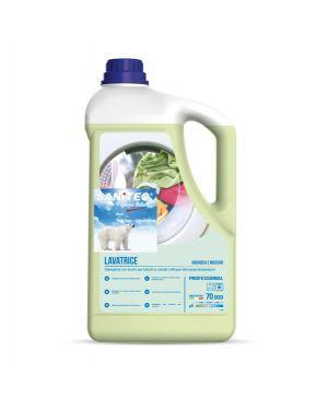 Detersivo liquido lavatrice orchidea e muschio 5lt sanitec 2025 8032680391071 2025