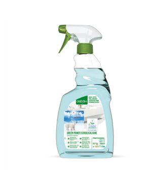Scioglicalcare 750ml green power sanitec 3103 8032680393686 3103
