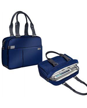 "Borsa shopper smart traveller per pc 13,3"" blu leitz complete 60180069 4002432116799 60180069 by Leitz"