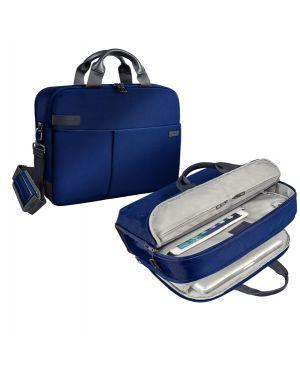 "Borsa smart traveller per pc 15,6"" blu leitz complete 60160069 4002432118182 60160069 by Leitz"