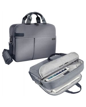 "Borsa smart traveller per pc 15,6"" grigia leitz complete 60160084 4002432118199 60160084 by Leitz"