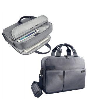 "Borsa smart traveller per pc 13,3"" grigia leitz complete 60390084 4002432115273 60390084 by Leitz"