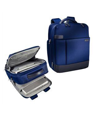 "Zaino smart traveller per pc 15,6"" blu leitz complete 60170069 4002432115228 60170069 by Leitz"