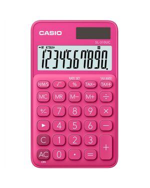 Calcolatrice tascabile sl 310uc rosso casio SL-310UC-RD