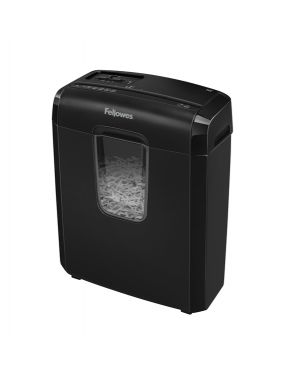 Distruggidocumenti a frammenti 6c fellowes 4686601  4686601 by Fellowes