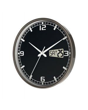 Orologio da parete Ø27cm con data datum orion by cep 2110760011