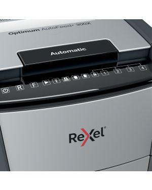 Distruggidocumenti a frammenti optimum autofeed+ 300x Rexel 2020300XEU 5028252613934 2020300XEU by Rexel