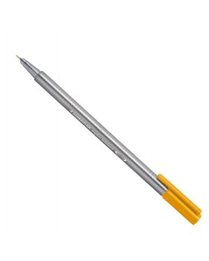 Triplus fineliner punta 0,3mm ocra staedtler 334-16 4007817330067 334-16