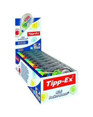 Tipp ex mini pocket mouse Bic 926397 3086123379855 926397