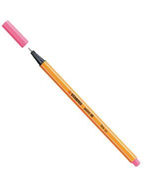 Pennarello point 88 rosa chiaro 88 - 29 stabilo 88/29 83135 A 88/29