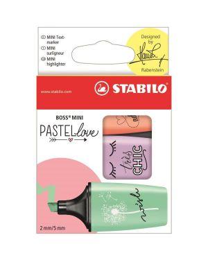 Stabilo boss mini plove vm-g-rp Stabilo 07/03-47 4006381514453 07/03-47 by Stabilo
