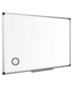 Lavagna magnetica a quadretti 90x120cm Maya Bi-Office CR0803170
