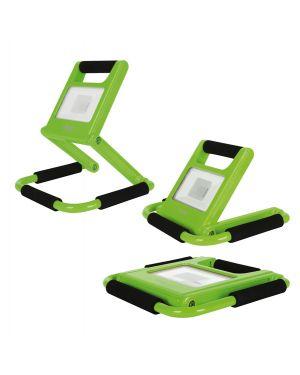 Faro a led slim portatile 10w ricaricabile mkc 499047109 8006012333787 499047109 by Mkc