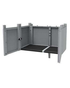 Transforming extension kit 78x43,6xh41,4cm per armadi modular terry 1002907 8005646029073 1002907